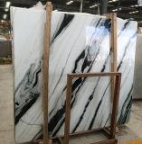 Wit van Guobao van de Plak van de panda het Witte Marmeren