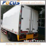 Made in Clouded 5 Your Refrigerated Cargo Truck Box for Milk, Ice Cream Delivery