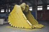 Escavadeira de escavação de rocha padrão a caçamba R290 1,45 cbm