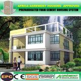 Erdbeben-Verhinderung-niedrige Kosten-konkreter modularer Installationssatz-vorfabriziertes vorfabrizierthaus