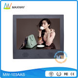 10.4 pulgadas de pantalla LCD de publicidad reproductor con tarjeta USB SD (MW-103AAS)