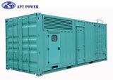 Diesel van Googol 1800kw van Contaien Generator met Alternator Stamford