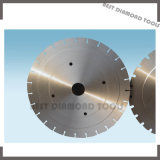 Disco superiore di taglio del diamante delle pietre di marmo 350mm del granito