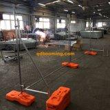 ограждать сваренной сетки 2100mm высокорослый x 2400mm широко гальванизированный