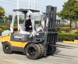 Saleのための7 Tons Highquality Diesel Forkliftへの2トン