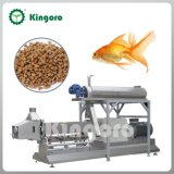 Máquina do alimento de peixes do aquário