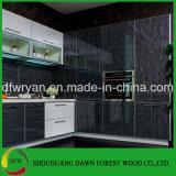 Venda por grosso de alto brilho chineses porta UV armário de cozinha