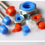 Tappo di gomma del tappo del PVC con il filetto per la strumentazione del macchinario