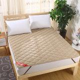 Primeros respirables al por mayor baratos del colchón de la base de reina de la cubierta de tela de algodón