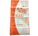 BOPP Anti-Moisture сахар Рис Басмати пластиковой упаковки тканый полипропиленовый мешок