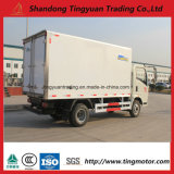 10 Ton Sinotruk HOWO Freezer máquina 140HP para venda