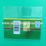 Niedriger Preis Kurbelgehäuse-Belüftungshrink-Hülsen-Kennsatz für Flasche oder Glas