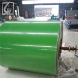 0,5*1200 RAL3002 Prepainted катушки оцинкованной стали