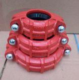 Radio FM/aprobado por UL Acoplamientos de tubos de hierro dúctil y montaje de sistema contra incendios
