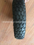 3.00-8 Heißer Verkaufs-pneumatischer Gummischubkarre-Rad-Reifen