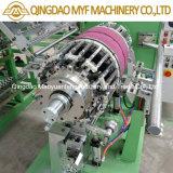 Spire automatique de ressort vers le haut du pneu de moto faisant la machine de construction de machine