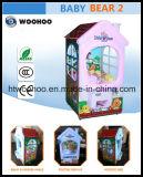 Terrain de jeux intérieur Coin exploité Toy Machine Machine de jeu de grue à griffes
