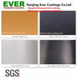 Elektrostatisches Spray-Schwarz-graue kleine Sand-Beschaffenheits-Ende-Effekt-Puder-Beschichtung
