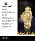 Belbi Luxury Bling Gemstone Horse Design lady Jewelry Wristwatch