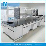 Labormöbel-Laborversuch-Insel-Prüftisch