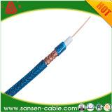 75Ом ПВХ коаксиальный кабель RG59