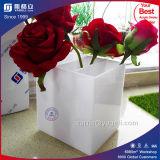 De zwarte/Witte/Duidelijke Vierkante Gift Acryl nam de Doos van /Flower toe