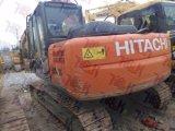Het beste Seling Gebruikte Graafwerktuig van het Kruippakje van Hitachi Ex120 voor Verkoop/Hete Verkoop in Pakistan