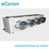 Refroidisseur de l'unité de saumure industrielle pour l'entreposage à froid