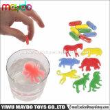la spugna espandentesi animale della crescente della capsula Assorted 12PCS gomma piuma molle magica delle creature scherza il giocattolo