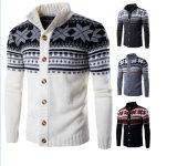 Heiße Verkaufs-Qualitäts-Strickjacke-beiläufige Mann-Strickjacke-Großverkauf-Mann-Strickjacke-Wolljacke