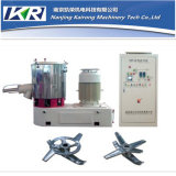 polvo de alta velocidad del PVC 500L y mezcladora de los gránulos