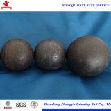 Sgs-Prüfbericht der reibenden Stahlkugel für silberne Grube