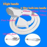 Alto efficace apparecchio medico di bellezza di sollevamento di fronte di rimozione dei capelli di IPL Elight