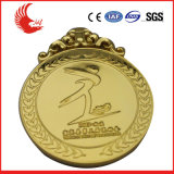 Fördernde kundenspezifische preiswerte Sport-Medaillon-Medaille