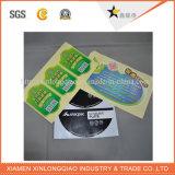 Personalizar a etiqueta térmica da impressão da etiqueta do animal de estimação do código de barras da eletrônica adesiva da impressora
