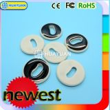 Un service de blanchisserie chambre puce Wahsable TK4100 125kHz blanchisserie tags RFID