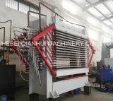 Solução de secagem do melhor folheado secador quente do folheado da imprensa de 15 camadas