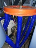 Hdppe de alta velocidade & película do LDPE máquina de sopro da mini