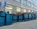 Granaliengebläse-Reinigung-Maschine der Spur-Q326/Q3210