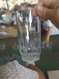 よい価格のガラス製品Sdy-J00203が付いている絶妙で美しいジュースのガラスコップ