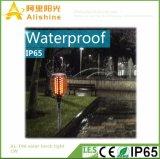 Der Patent-Produkt-Rasen-Licht Solaryard-Lampen-Flamme-Fackel-Feuer-im Freien wasserdichtes Landschaft96led