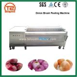 Machine d'écaillement de balai de pomme de terre et d'oignon de racine alimentaire de racine