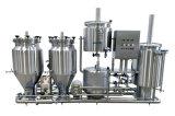 Tanques de acero inoxidable para la Elaboración de Cervezas de 1bbl a 10 bbl.