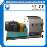 Máquina de moedura do triturador do moinho de martelo da alimentação animal