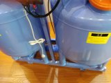 Las configuraciones de cámara única arena de la máquina de filtración de los medios de comunicación/Sistema de filtro automático de agua