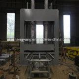 Heiße Vorlagengläser der Fuss-4*8 für Holzbearbeitung-Maschinerie/kalte Presse/erhitzten Vorlagenglas-Presse