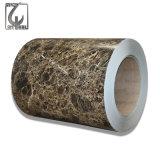 A identificação Ral8017 610 Cor-Revestida galvanizou a bobina de aço /PPGI para Ucrânia