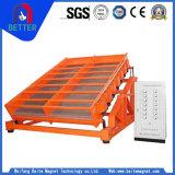 ISO9001 sèchent/écrans humides de vibration pour l'exploitation/l'industrie matériaux de construction (5-15t/h)