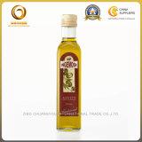 オリーブ油(751)の卸し売り250ml Marascaのガラスビン