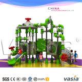 Скольжение напольной спортивной площадки детей Huaxia большое пластичное на общественный парк от 4 до 12 лет